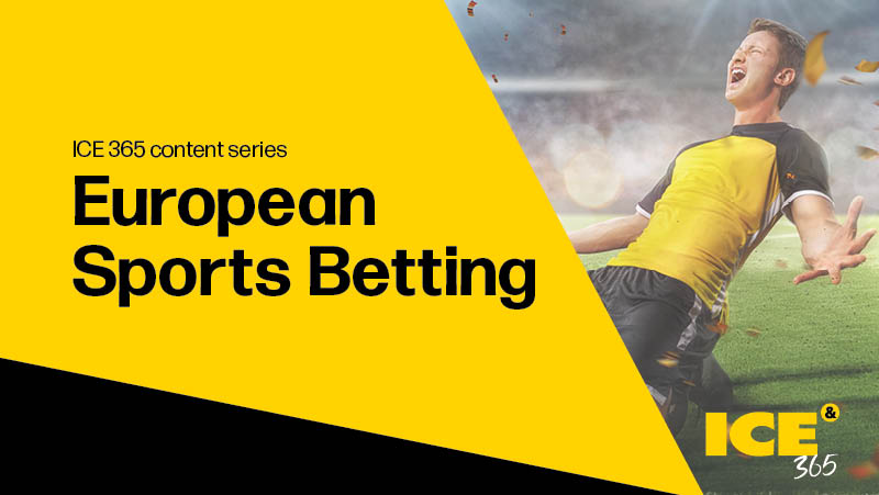 ICE 365 European Sports Betting series