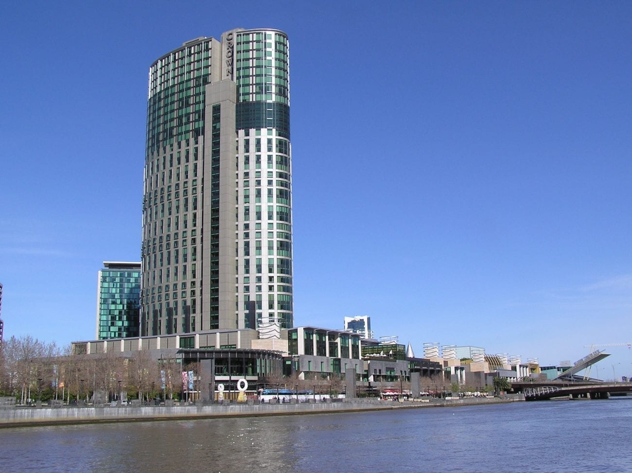 Crown Resorts appoints Steve McCann as Melbourne CEO