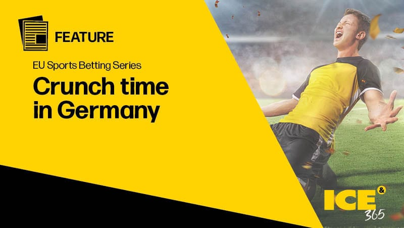 ICE 365 - EU SB series - Crunch time in Germany