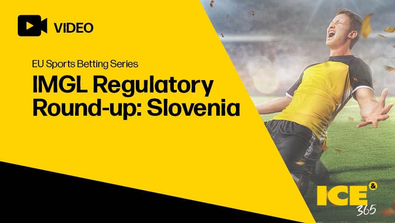 ICE 365 EU SB series - IMGL Slovenia