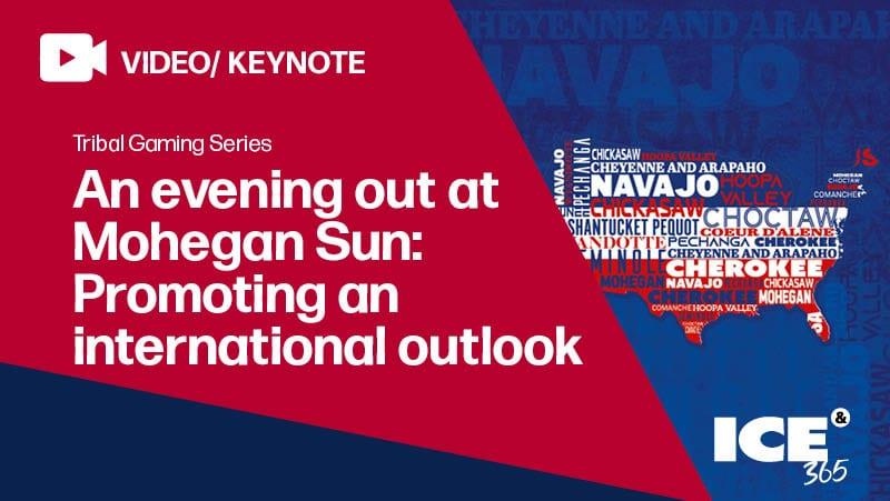 ICE 365 An evening out at Mohegan Sun: Promoting an international outlook
