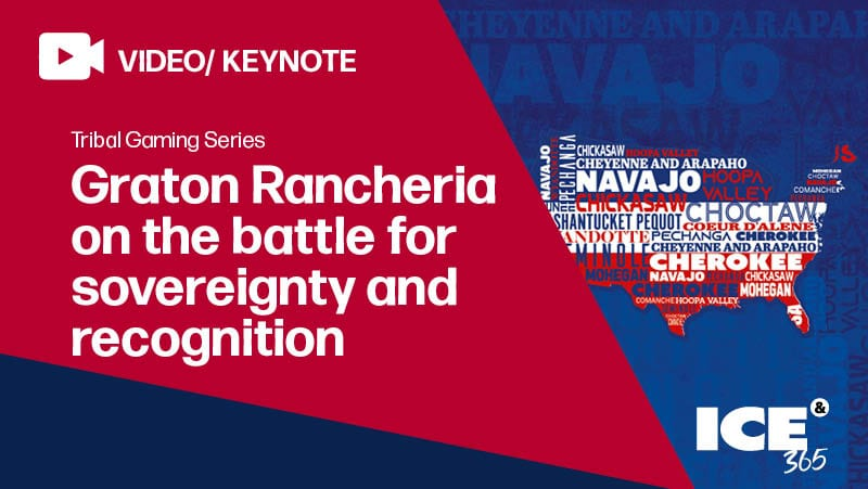 ICE 365 Graton Rancheria on the battle for sovereignty and recognition
