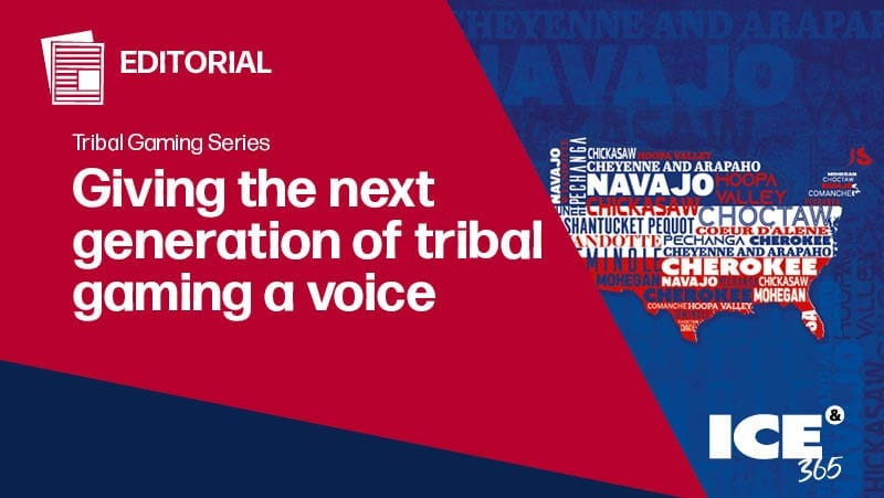 ICE 365 TGS Next generation of tribal gaming