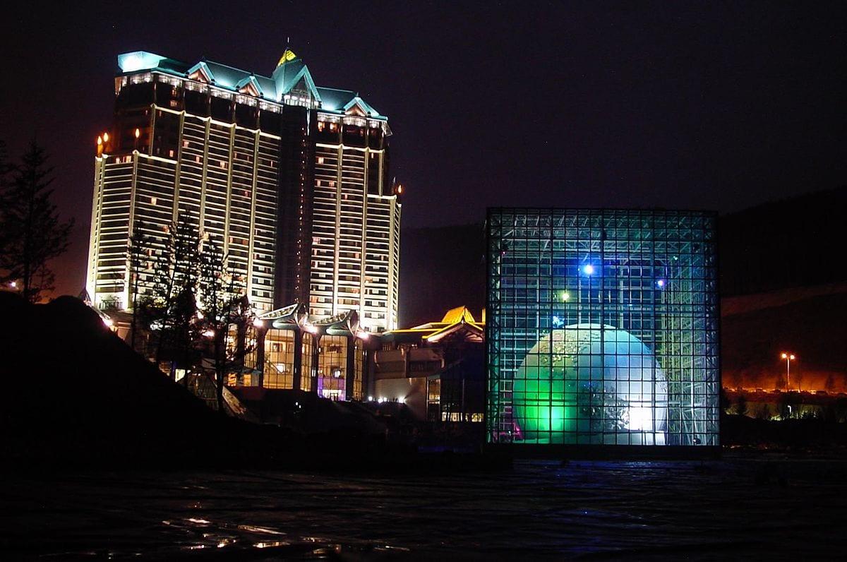 Kangwon Land Resort
