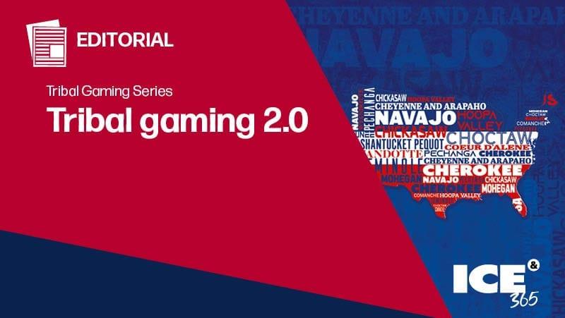 ICE 365 TGS Tribal gaming 2.0