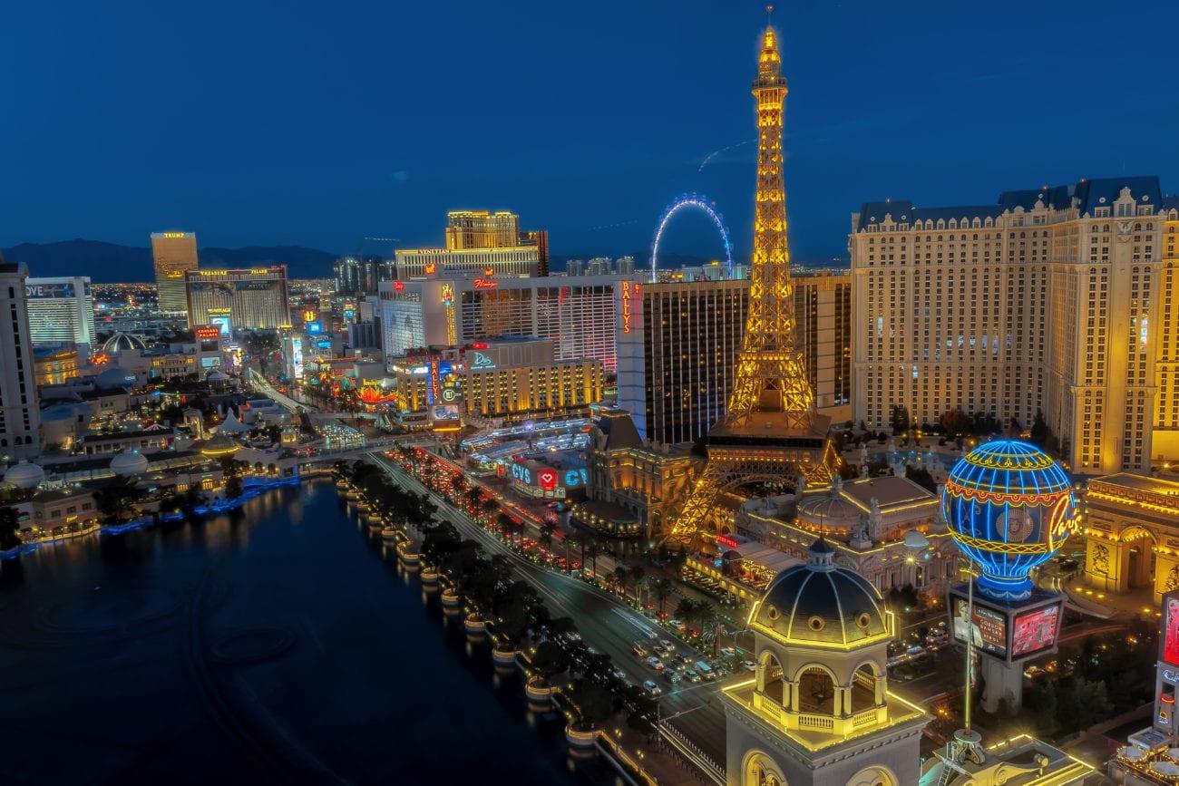 Las Vegas Nevada, Las Vegas Strip