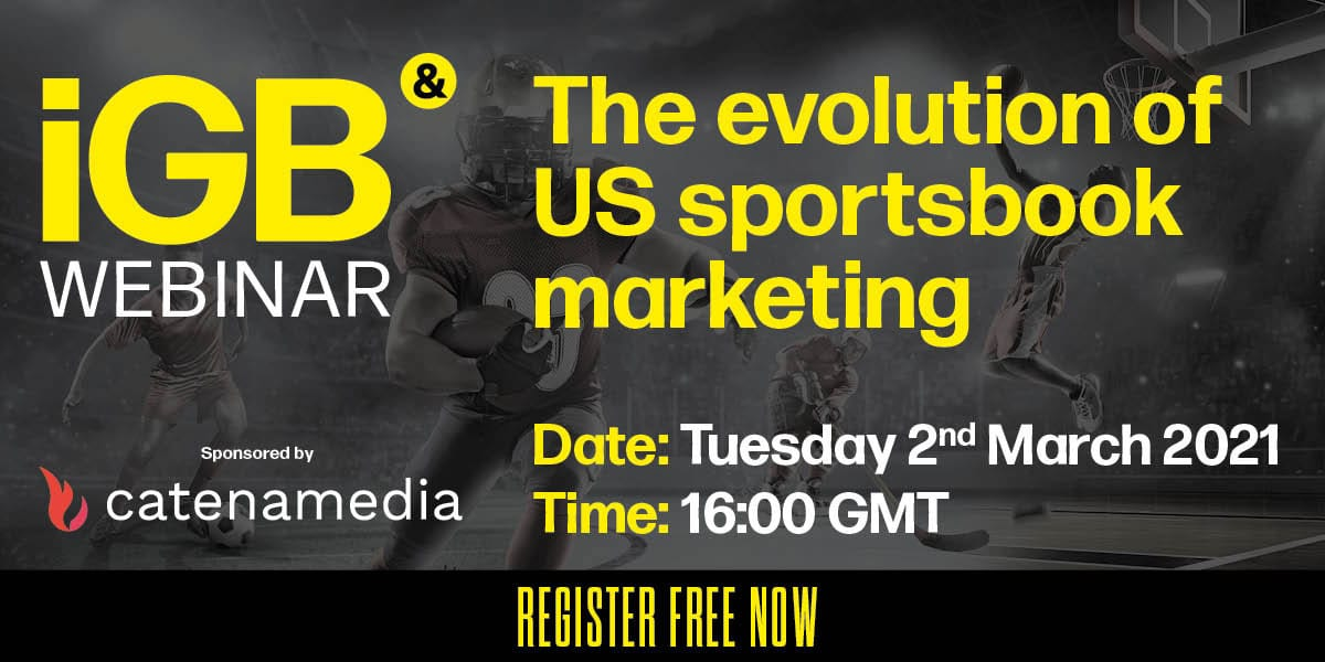 The evolution of US sportsbook marketing