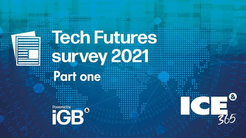 ICE 365 Tech Futures Futures Survey 1