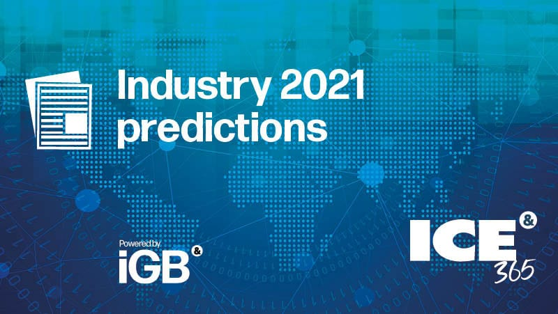 ICE 365 Tech Futures Industry 2021 Predictions