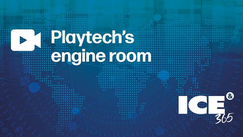 ICE 365 Tech Futures Playtech