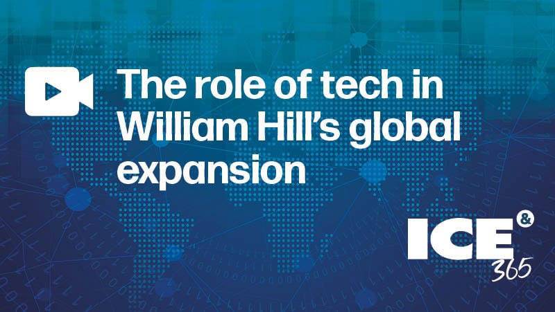 ICE 365 Tech Futures William Hill