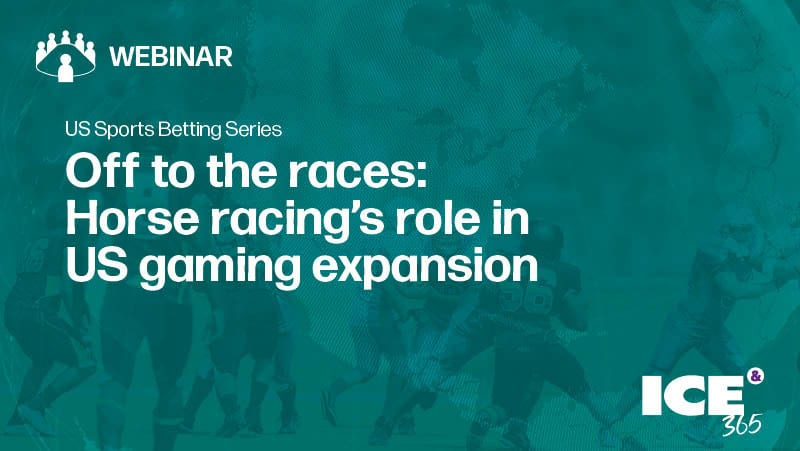 ICE 365 US Sports Betting - Off to the races