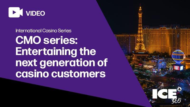 ICS - CMO Series; Entertaining the next generation