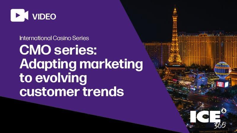 ICS - CMO series: Adapting marketing to evolving customer trends