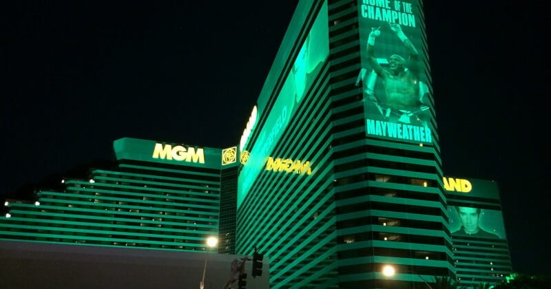MGM Resorts launches Mega Solar Array to power vegas strip venues