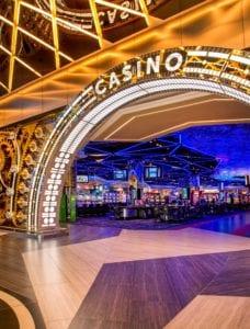 Sun International's Time Square Casino
