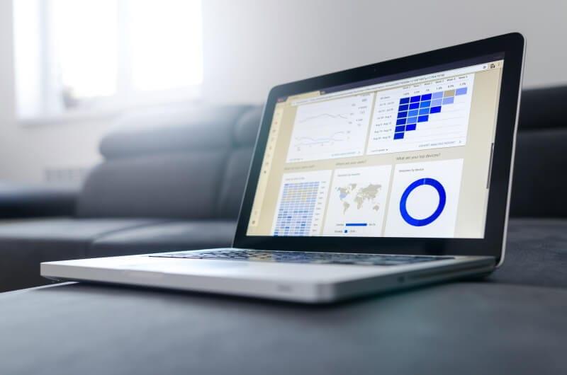 laptop data
