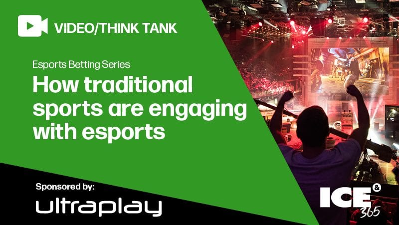 Esports Betting - How traditional sports are engaging with esports