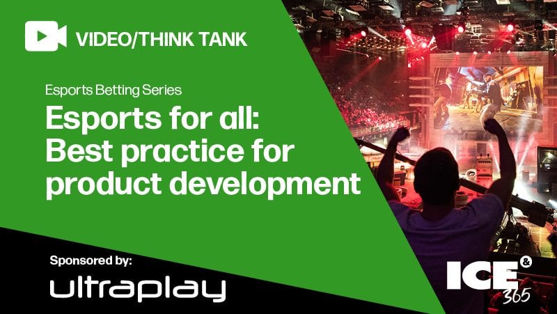 Esports Betting - Best practice for product development