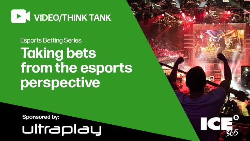 Esports Betting - Taking bets from the esports perspective