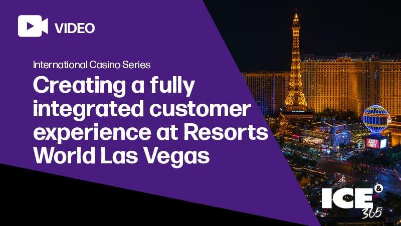 ICS - Creating a fully integrated customer experience at RWLV