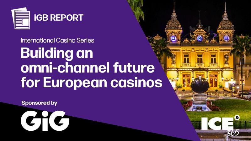 ICS - Building an omnichannel future for European casinos