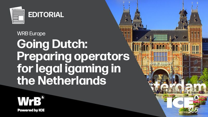 WRB Europe - Preparing operators for legal igaming in the Netherlands
