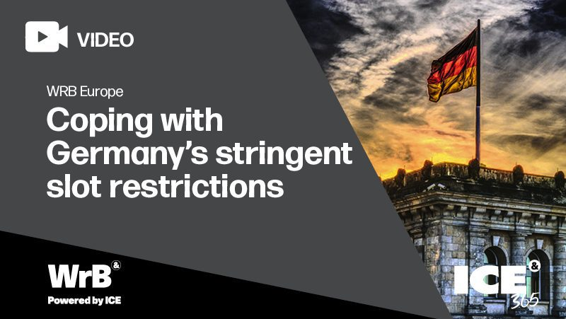 WRB Europe - Coping with Germany's stringent slot restrictions