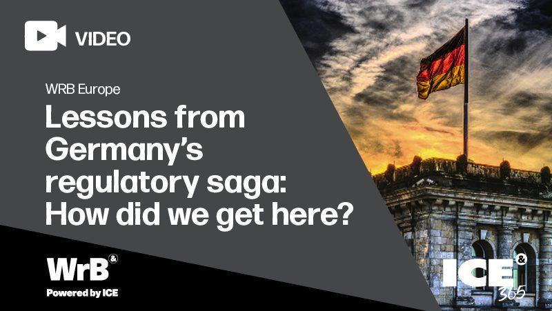 WRB Europe - Lessons from Germany's regulatory saga