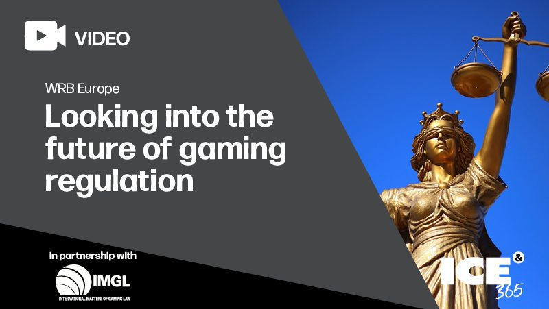 WRB Europe - Looking into the future of gaming regulation