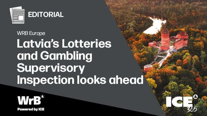 WRB Europe - Latvia's Lotteries and Gambling Supervisory Inspection looks ahead
