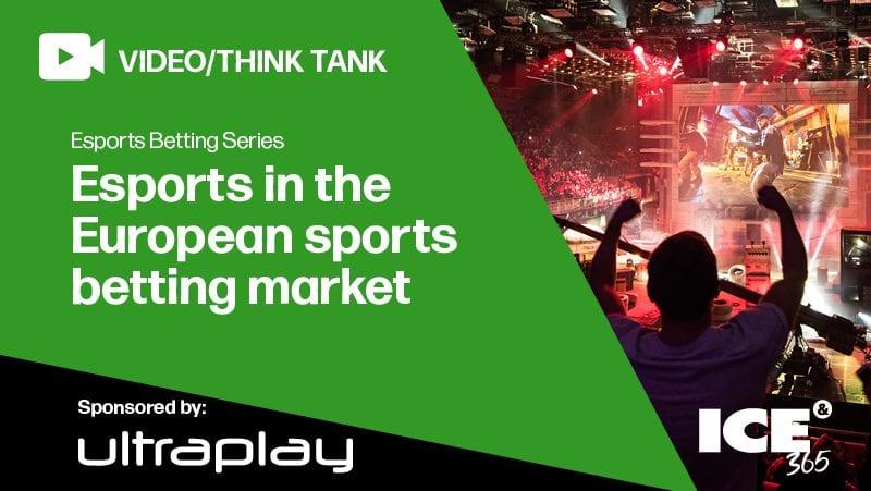 Esports Betting - Esports in the European sports betting market