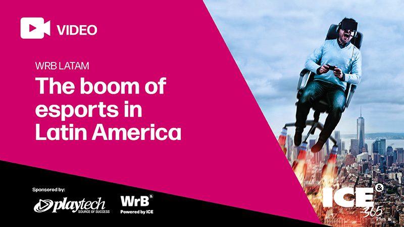 WRB LatAm - The esports boom in Latin America