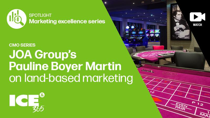 ICE365 Marketing Excellence Pauline Boyer Martin JOA Group CMO Series