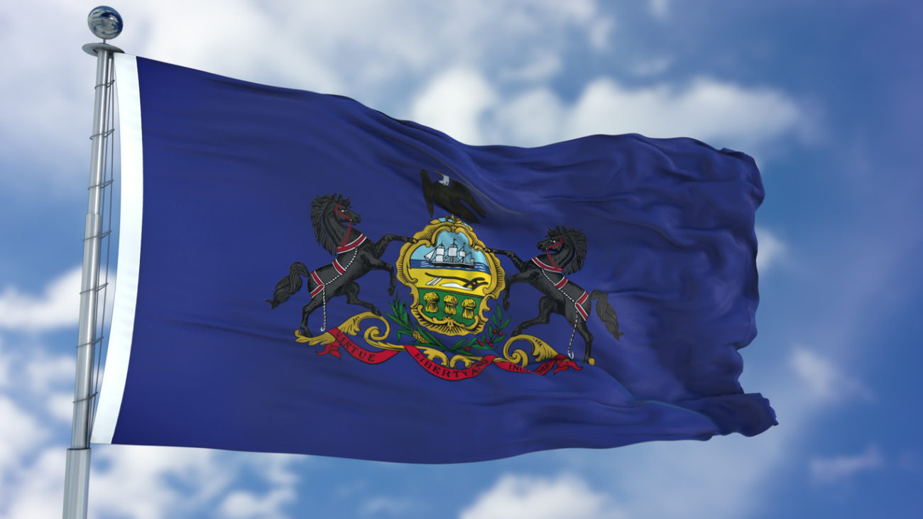 Pennsylvania gaming revenue September